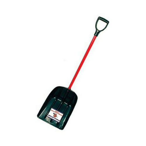 Bully Tools 92400 Snow and Grain Scoop with Fiberglass D-grip Handle