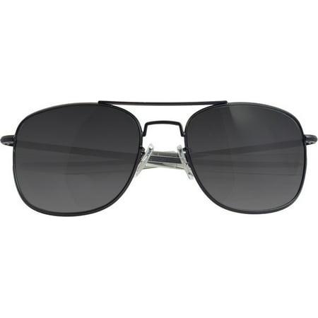 Humvee Military Sunglasses Black Metal Frames Black (Military Sunglasses Brands)