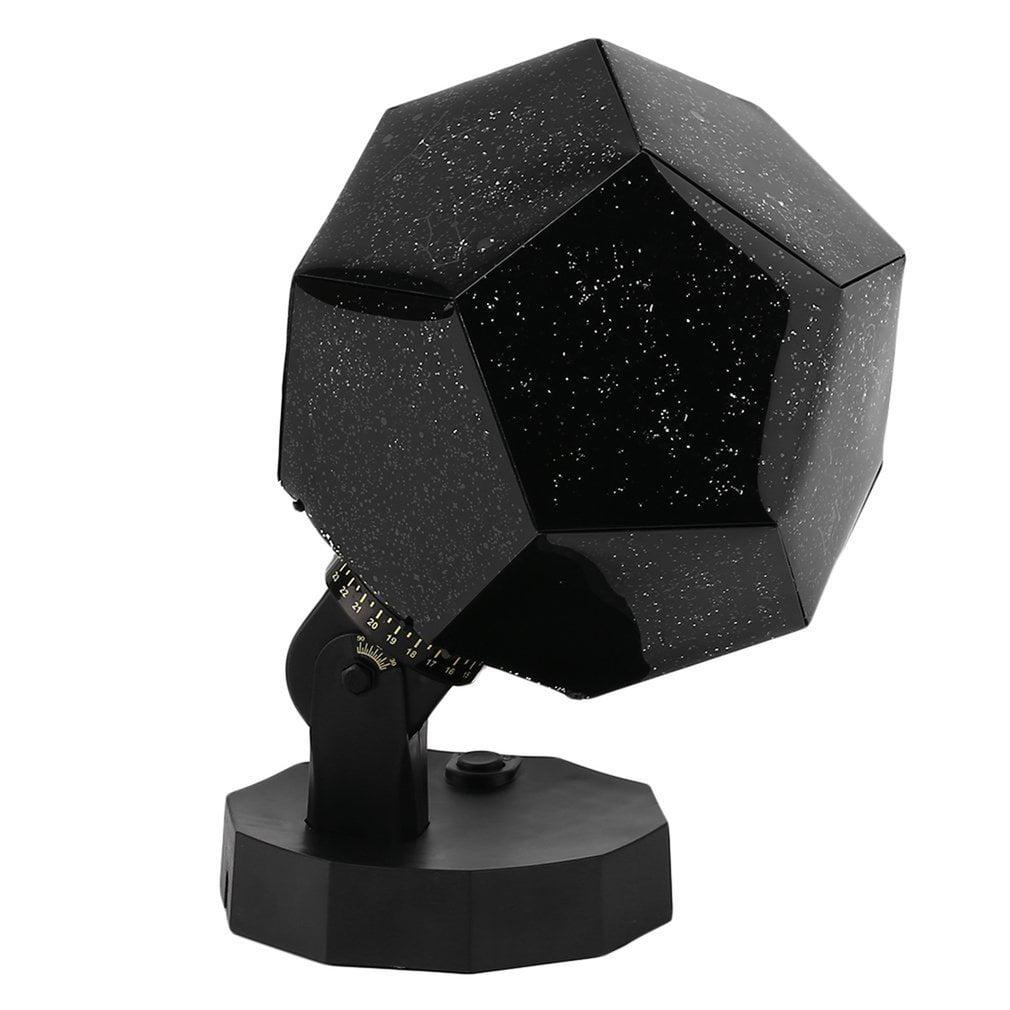 Star Sky Projection Night Light Lamp