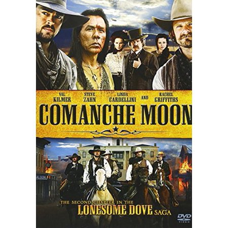 Comanche Moon: The Second Chapter in the Lonesome Dove Saga (The Trail Of The Lonesome Pine 1908)