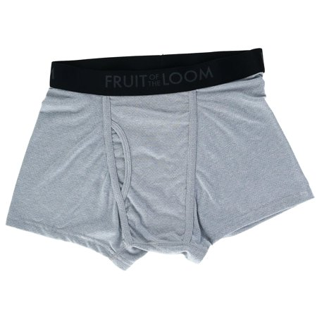 7cf12a36202a1a Fruit of the Loom Mens Breathable 3-Pack Short Leg Boxer Brief, M, ...