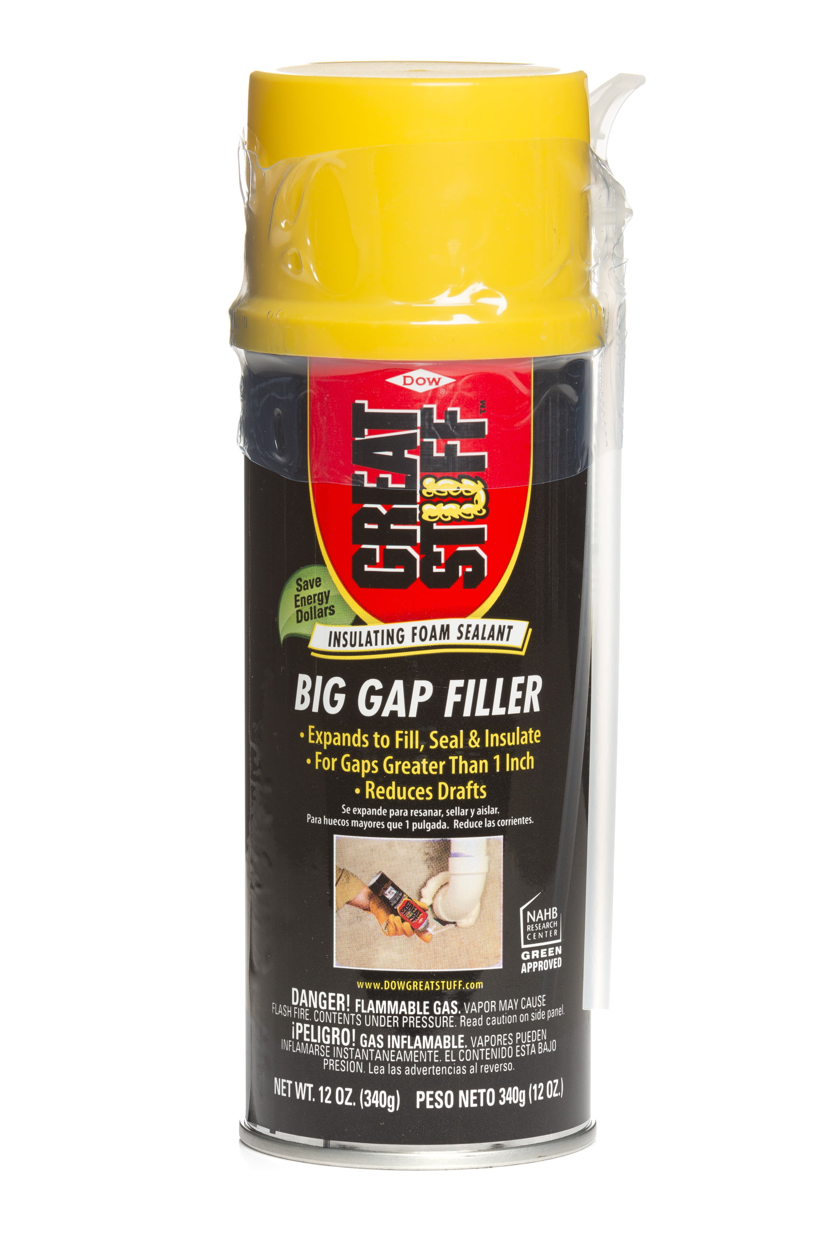 Great Stuff Big Gap Filler 12 Oz Walmart Com