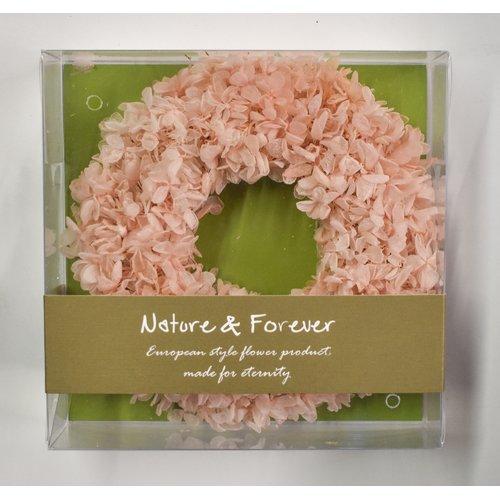 Gracie Oaks Pres Hydrangea Wreath (Set of 2)