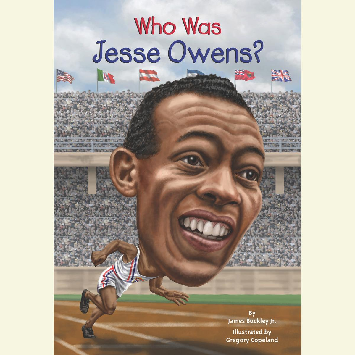 Who Was Jesse Owens? - Audiobook