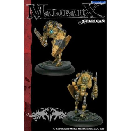 - Wyrd Miniatures 1028 Guild Guardian