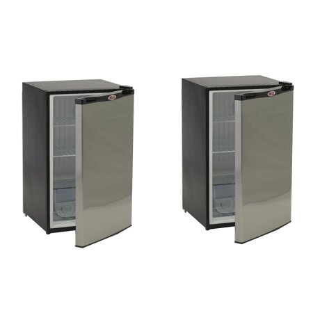 Bull Outdoor Products Stainless Steel Outdoor Kitchen Refrigerator (2 Pack)