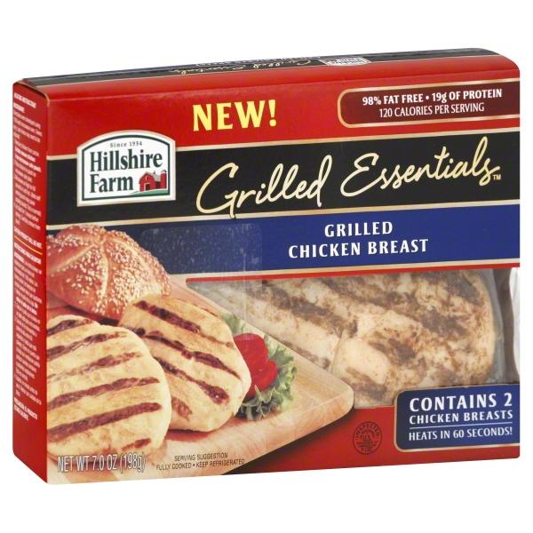 Hillshire Brands Hillshire Farm Grilled Essentials Chicken Breast, 2 ea