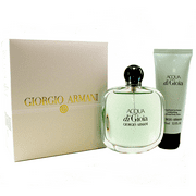Acqua Di Gioia 2 Pc Gift Set (eau De Parfum Spray 3.4 Oz / 100 Ml + Body Lotion 2.5 Oz)