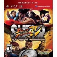 Super Street Fighter IV - Playstation 3 (Refurbished)