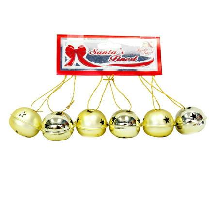 - Jingle Bell Ornaments