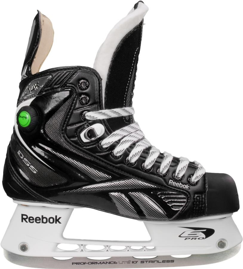 New Reebok 14K Pump SK14KP Ice Hockey Skates JR Size 4.5 D Youth Skate Junior by Reebok