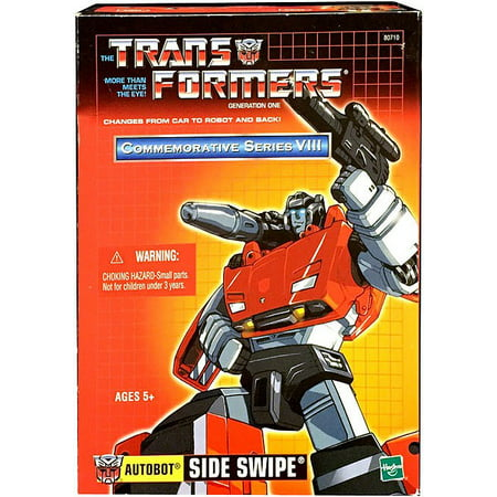 Transformers Commemmorative Series VIII Sideswipe Action Figure