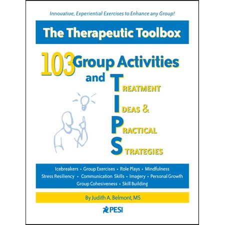 103 Group Activities and Treatment Ideas & Practical Strategies : The Therapeutic Toolbox - Activity Ideas For Halloween
