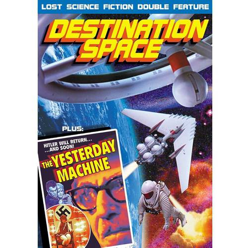 Lost Science Fiction Double Feature: Destination Space (1959)   The Yesterday Machine (1963) by Gotham