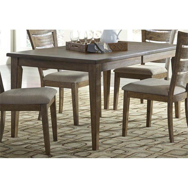 liberty furniture pebble creek i dining table in