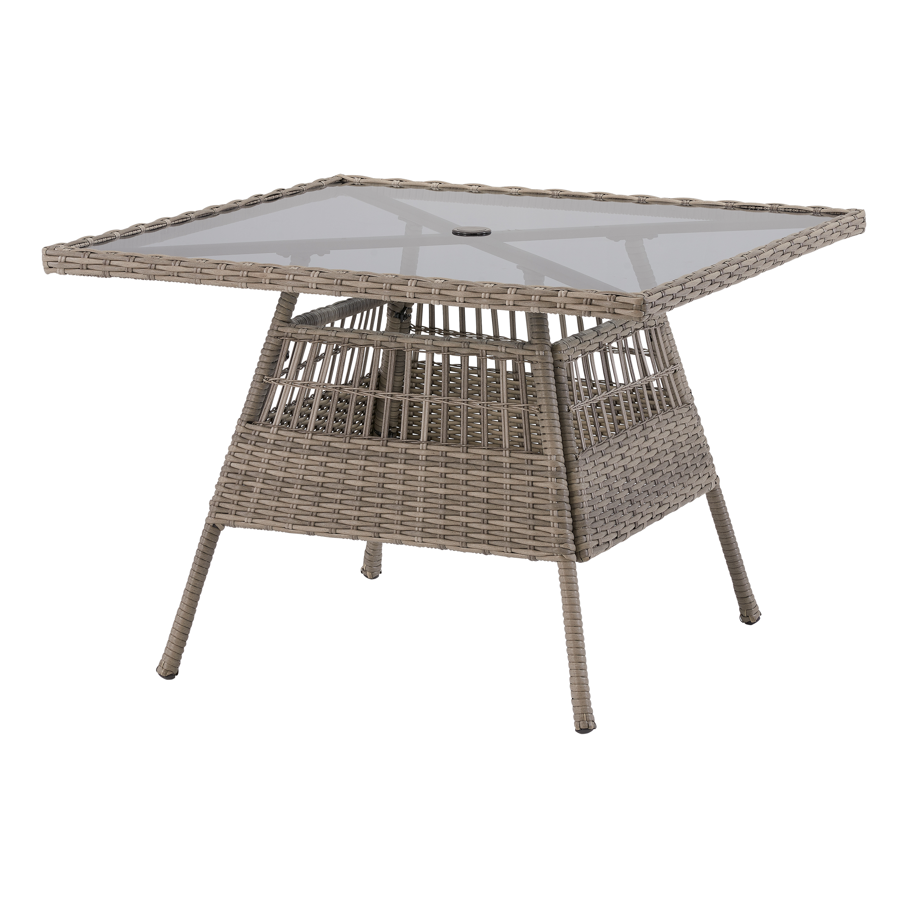 Better Homes & Gardens Belfair Square Outdoor Patio Coffee Table