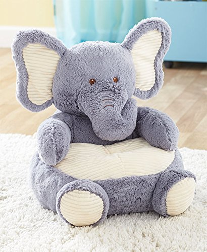 Nice Kidsu0027 Plush Elephant Chair, Soft And Cuddly Furniture By The Lakeside  Collection