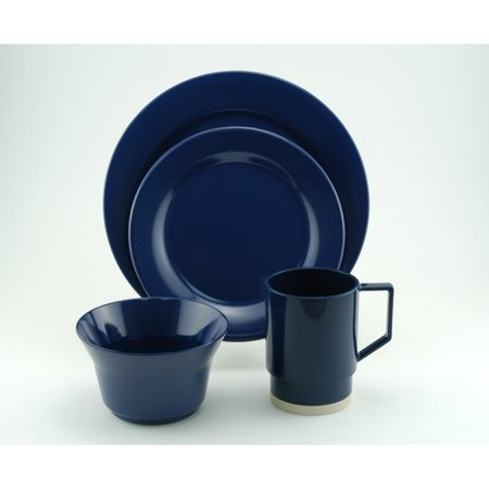 Galleyware Company Melamine 16 Piece Dinnerware Set, Service for 4 ...