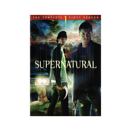 Supernatural: The Complete First Season (DVD)](teach yourself to sew season 1)