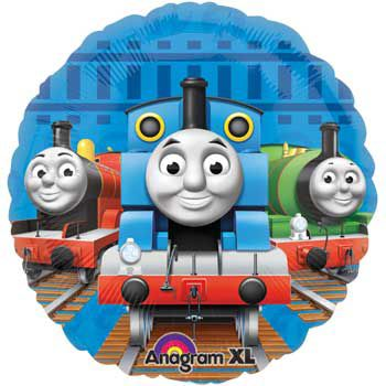 Round Thomas Balloon (each) - Party Supplies