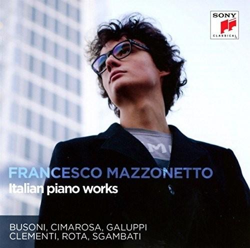 Italian Piano Works