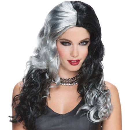 Wicked Witch Wig Adult Halloween Accessory](Wicked Witch Wig)