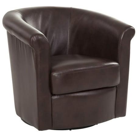 Wondrous Addison Swivel Tub Chair Brown Camellatalisay Diy Chair Ideas Camellatalisaycom
