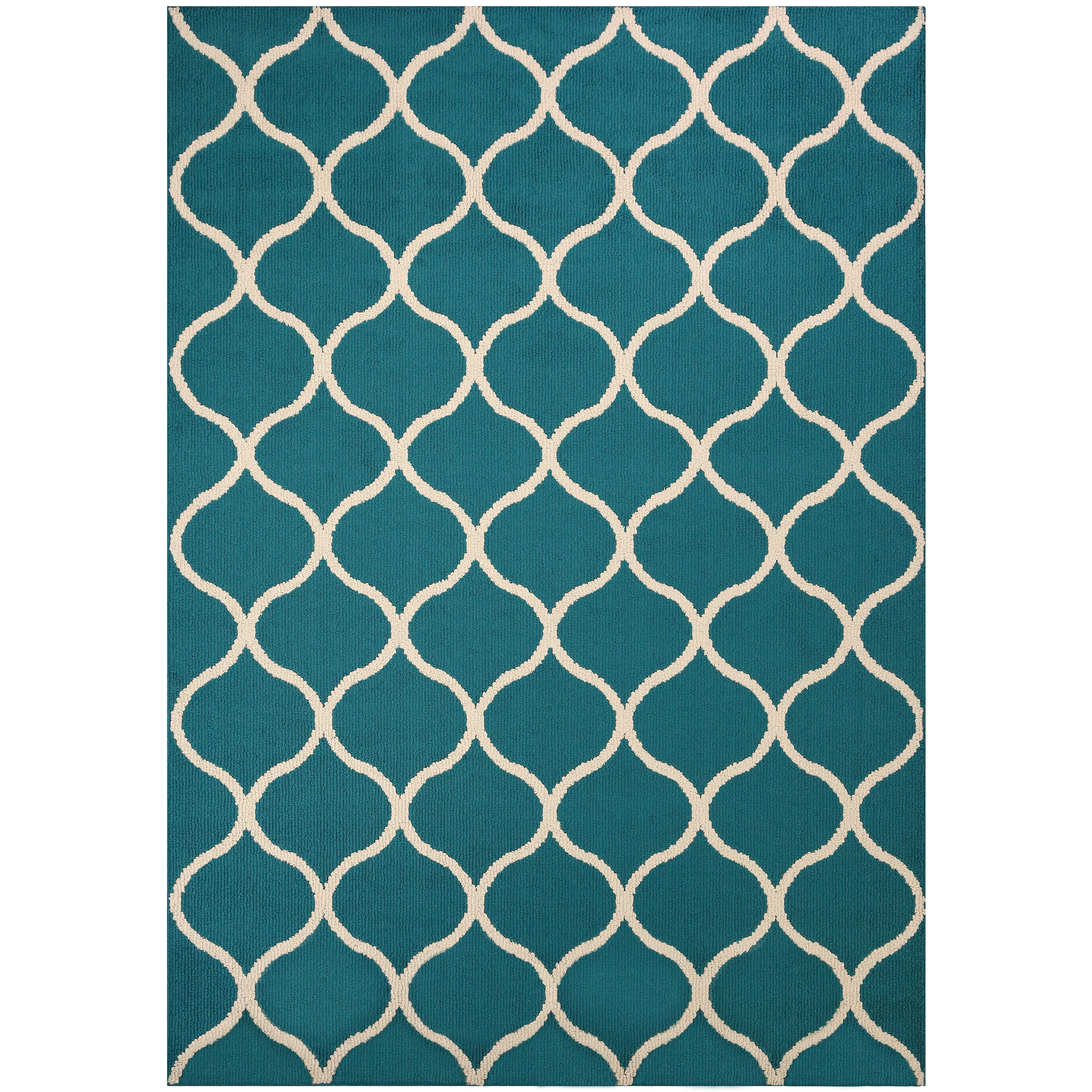 Mainstays Sheridan Fret Area Rug or Runner, Multiple Sizes and ...
