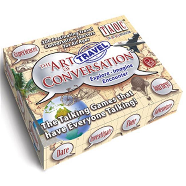 TAOC Pty Ltd TAOCT1 The Art of Travel Conversation