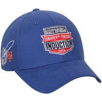 Mike Piazza American Needle 2016 MLB Hall of Fame Induction Signature Adjustable Hat - Royal - OSFA