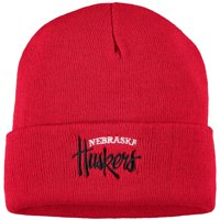 Nebraska Cornhuskers Russell Athletic Youth Team Cuffed Knit Hat - Scarlet - OSFA