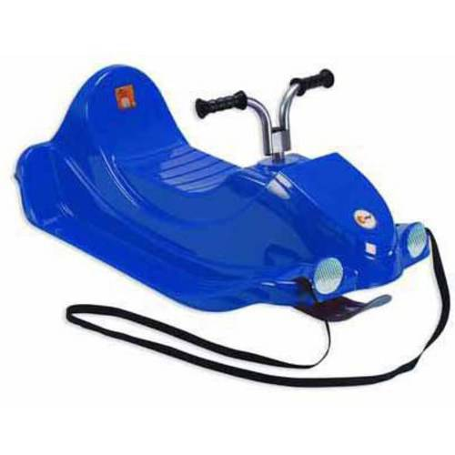 Snow Quad Sled, Blue