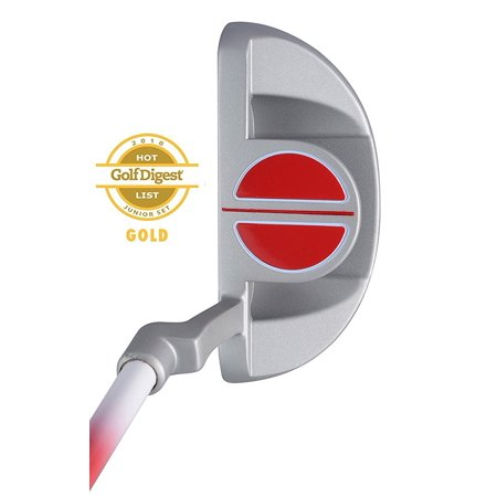 Paragon Golf Rising Star Kids Junior Putter Ages 3-5 Red Right