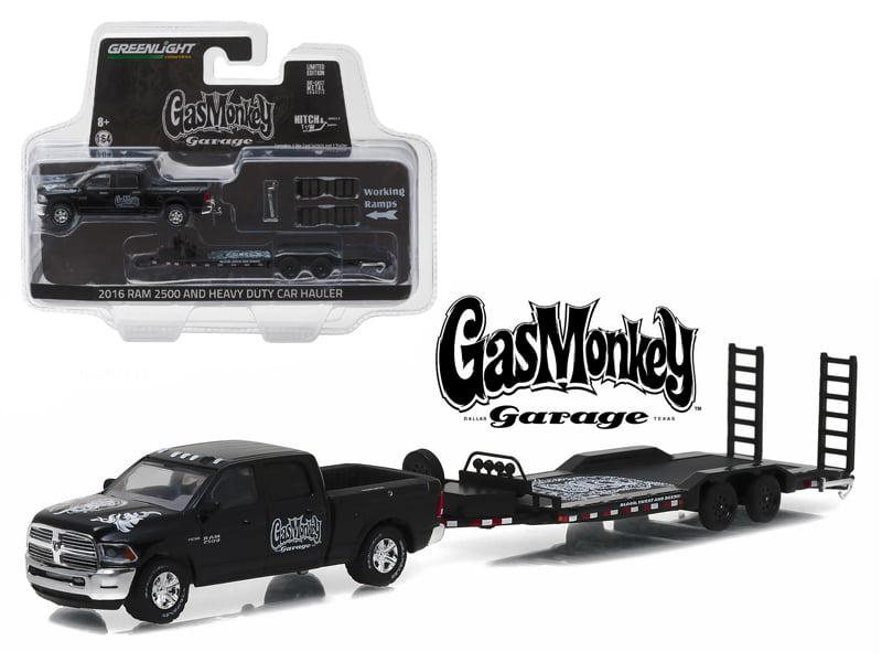 "2016 Dodge Ram 2500 Pickup Truck and Heavy Duty Car ""Gas Monkey Garage"" TV... by GreenLight"