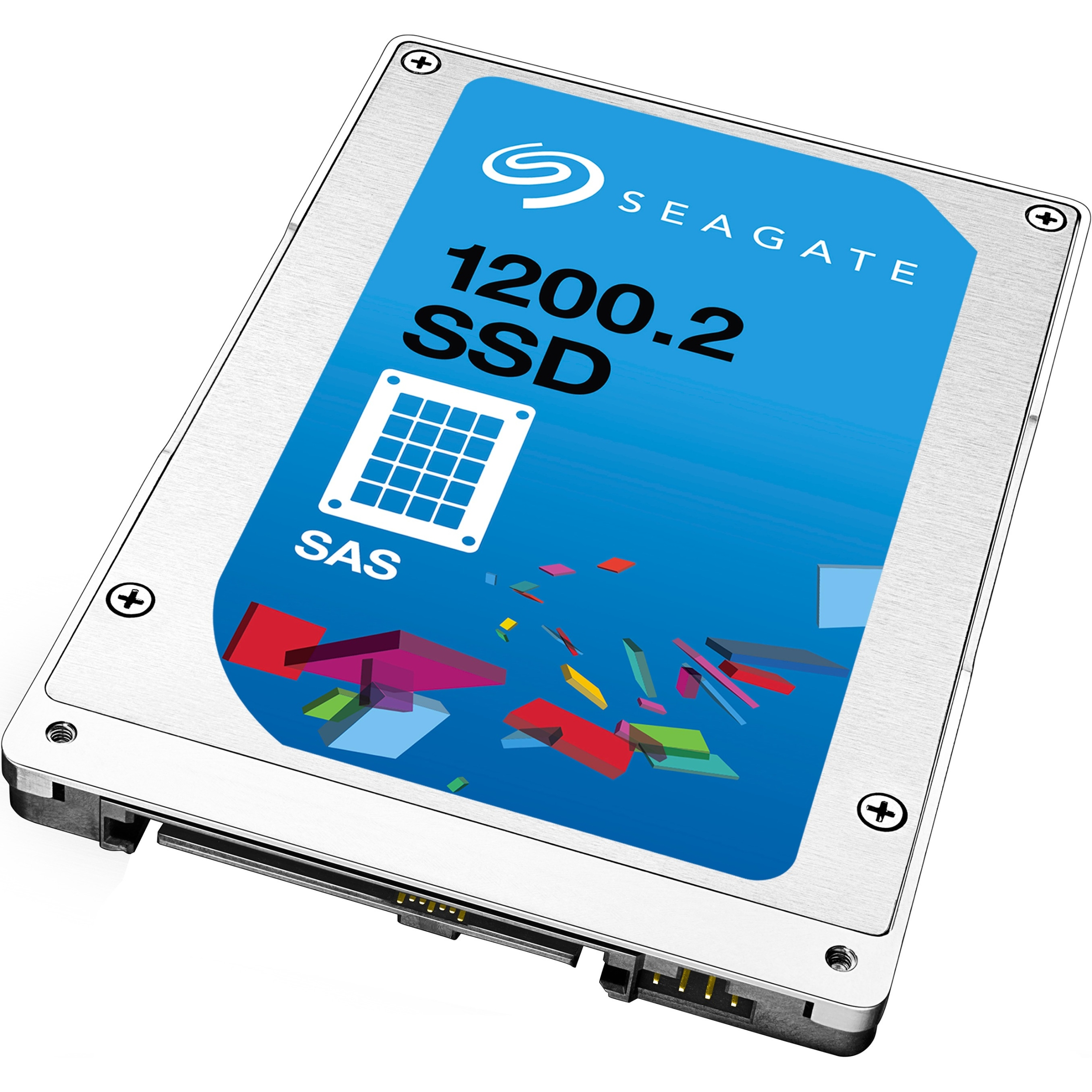 """Seagate 1200.2 St800fm0233 800 Gb 2.5"""" Internal Solid State Drive Sas (st800fm0233) by Seagate"""