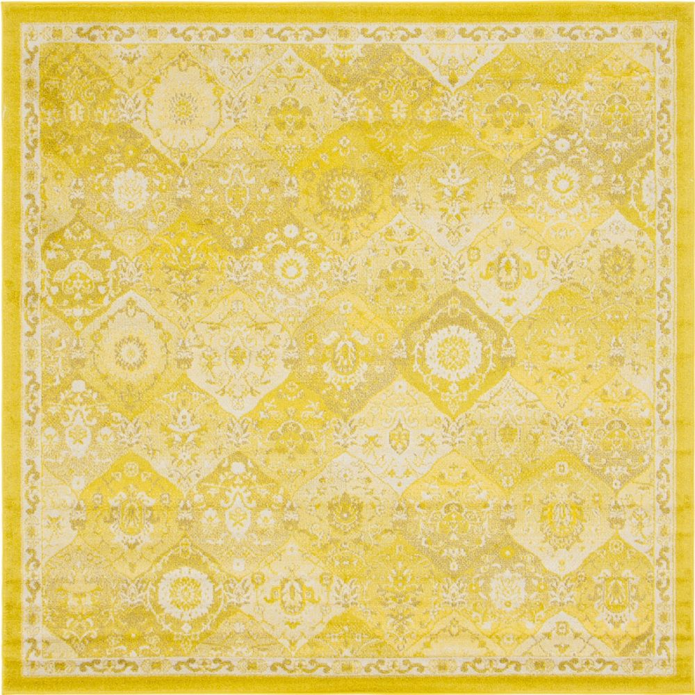 Traditional Penelope Collection Area Rug in Multiple Color and Rectangle, Round, Runner, Square Shape