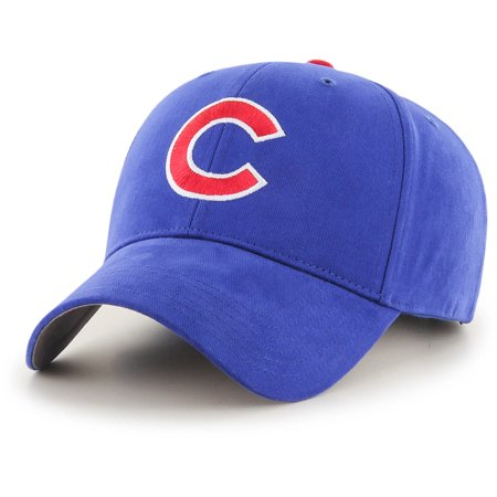 Mlb Chicago Cubs Basic Youth Adjustable Cap Hat By Fan Favorite