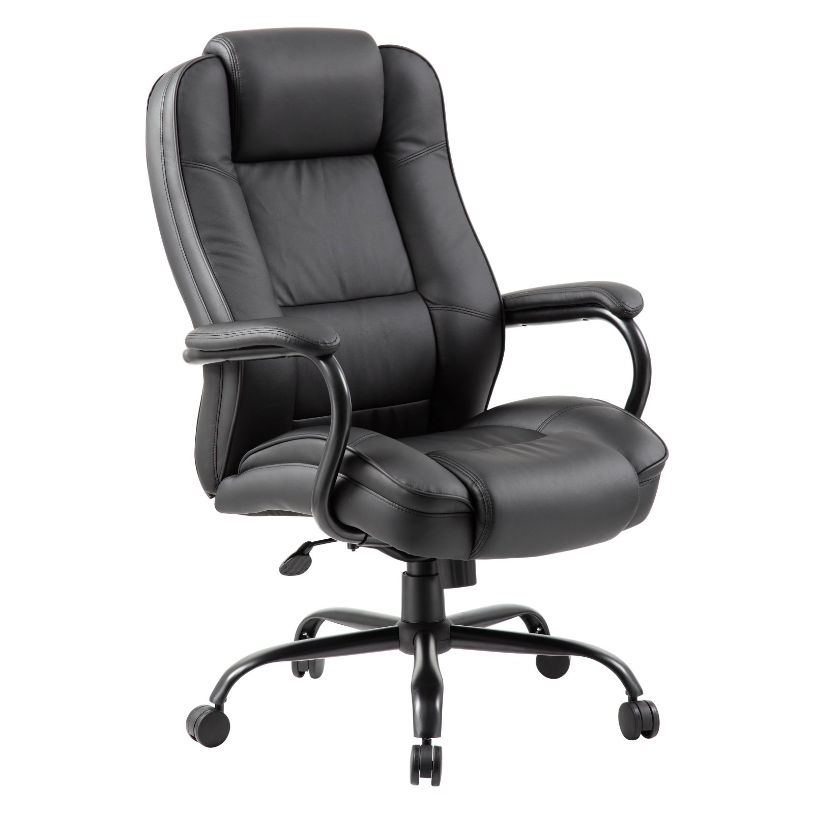 Boss Office & Home Black Big and Tall Executive Office Chair
