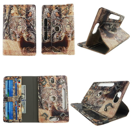 Phenomenal Camo Tail Deer Tablet Case 10 Inch For Samsung Galaxy Note 10 1 10 10Inch Android Tablet Cases 360 Rotating Slim Folio Stand Protector Pu Leather Download Free Architecture Designs Scobabritishbridgeorg