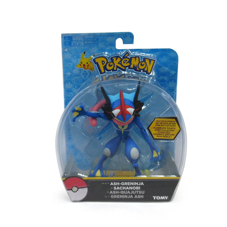 Pokemon Action Figure, Ash's Greninja by TOMY