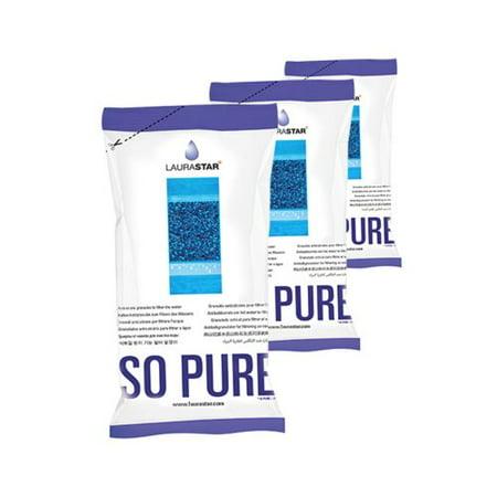Laurastar Laurastar Anti Scale Water Granules Package (Set of 3)