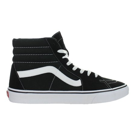 Vans Sk8-Hi (Black/Black/White) Men