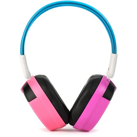Bravo View BTS-04 - KID FRIENDLY Wireless Headphones, Compatible with Bluetooth-enabled Smartphones, Tablets and More (Bravo Consumer Headphones)