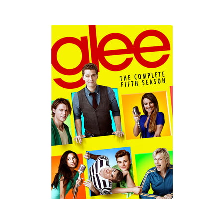 Glee: The Complete Fifth Season (DVD) for $<!---->