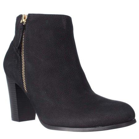 Womens Cole Haan Davenport Bootie Ankle Boots - Black