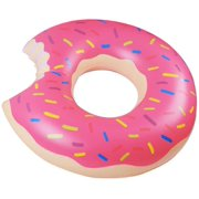 """Giant Donut Float Pool Party Inflatable, 48"""""""