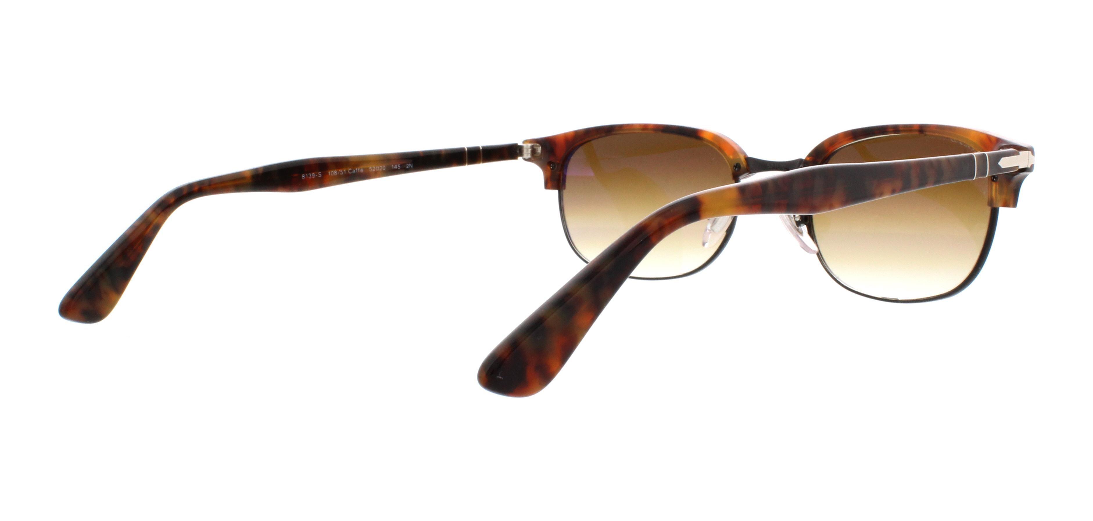 ccd45466d3 Persol - PERSOL Sunglasses PO 8139S 108 51 Cafe  52MM - Walmart.com