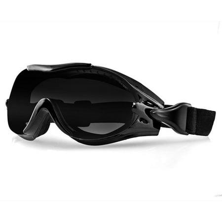 Bobster Phoenix OTG Interchange Goggles, 3 Lenses