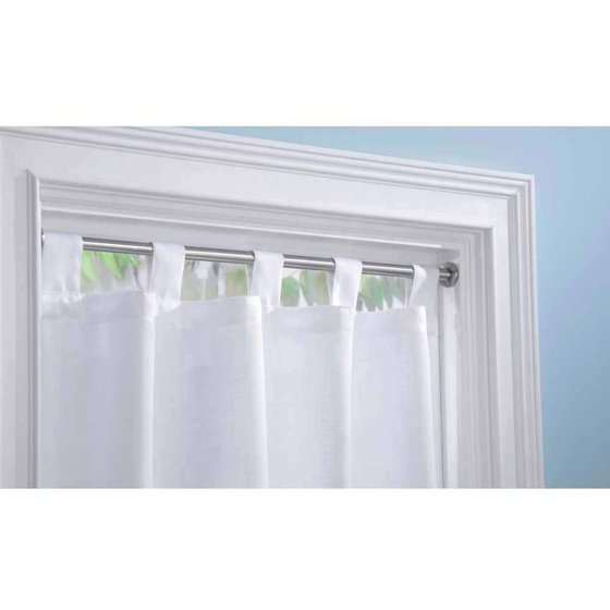 "Kitchen Curtains Tension Rod: InterDesign Forma Curtain Tension Rod, 19""-30"""