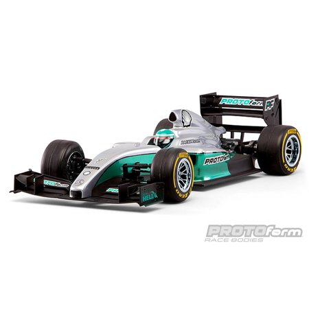 Proline Racing Pro154530 F1-Fifteen Clear Body For 1/10 F1 Cars Car